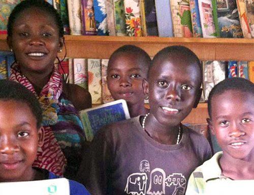 Children's Peace Libraries of Rwanda During Covid-19