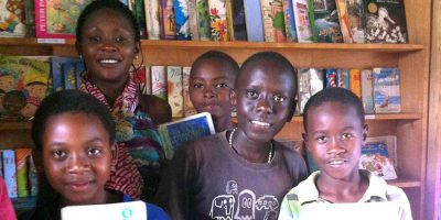 Children's Peace Library Kids