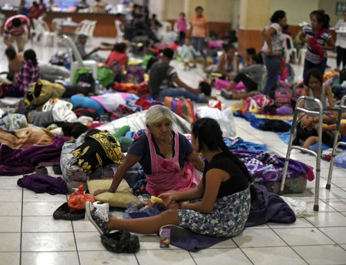 Guatemalan Facilitators Host Workshops for Volcanic Eruption Survivors