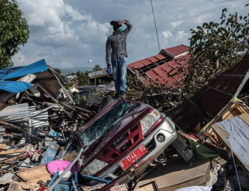 Indonesia Mourns Earthquake and Tsunami