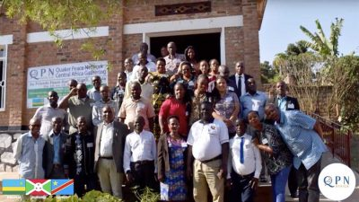 Quaker Peace Network Africa