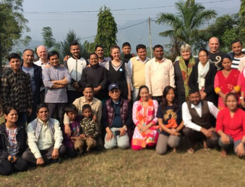 Workshops on Creating Cultures of Peace in Nepal