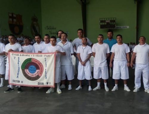 The Beginning of a Dream: Three Basic AVP Workshops in Apanteos Prison, El Salvador