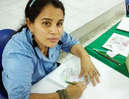 Trauma Resiliency Workshop with Honduran Human Rights Defenders