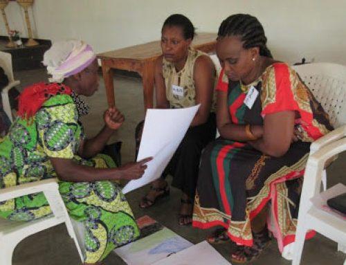 Workshops on Anger Management with Art in Rwanda