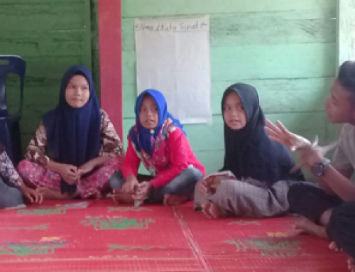 Power of Goodness in  Barak Induk, Aman Damai, Langkat, North Sumatra