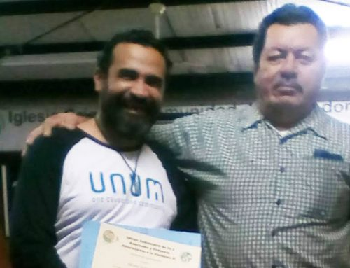 Love in the Time of Hate: An Interview with Alfredo Ágape, El Salvador