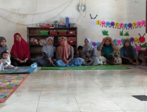 Building a Culture of Peace through Parents of Miftahul Huda Preschool