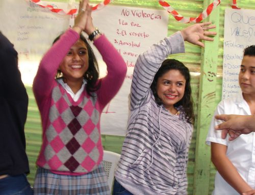 Schools for Peace in Amatitlán, Guatemala