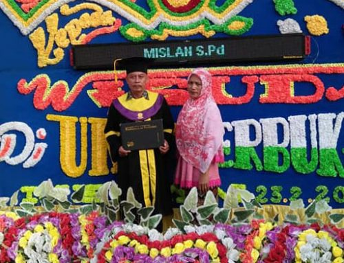 Mislan completed his Bachelor's Degree in Early Childhood Education.