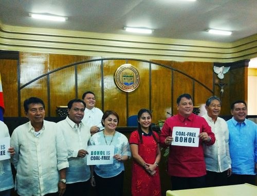 Supporting Groups for Clean Energy in Bohol