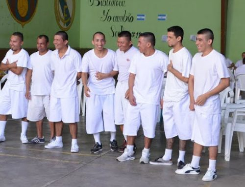 Testimonies from the First Advanced AVP Workshop in Apanteos Prison, El Salvador