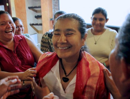 Nelly DelCid Promotes Healing and Transformation in Honduras