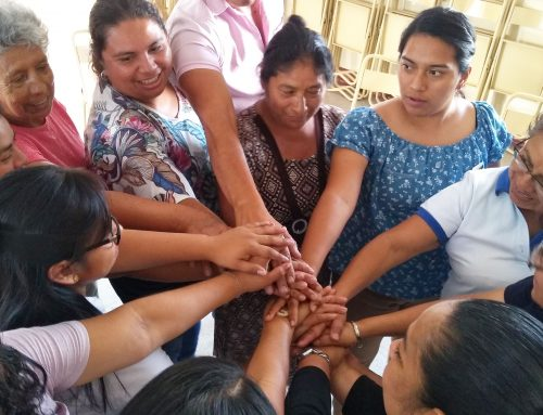 Teachers and School Staff Take AVP in Guatemala