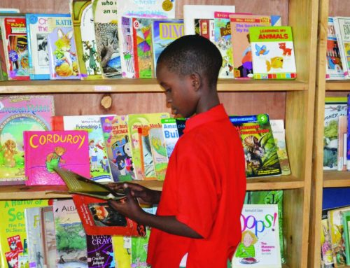 Promoting Peace in Younger Generations: Video from Rwanda Peace Libraries