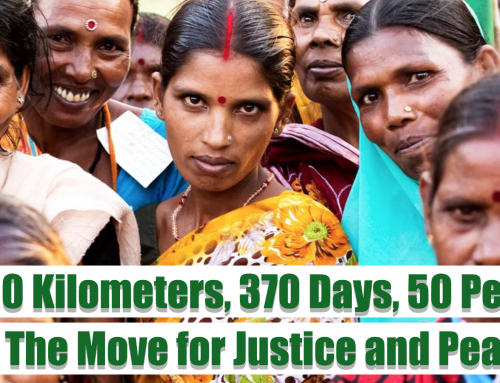 JaiJagat 2020: Marching from India to Geneva