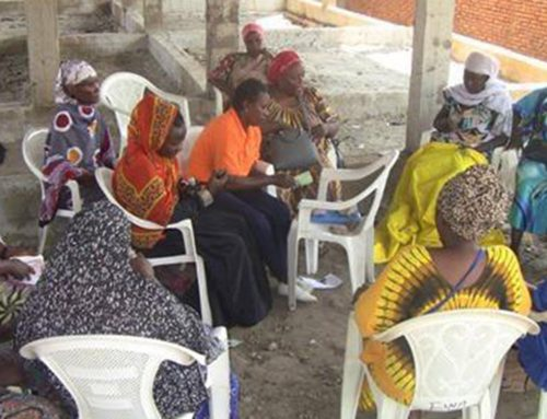 Rape Survivors' Support (RSS) in Burundi