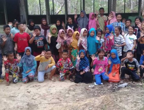 Good Stories from the Children of Barak Induk, North Sumatra