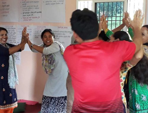 Community 'Empowerment' workshop: A photo story from Nepal