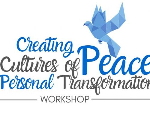 EVENT: Creating Cultures of Peace Personal Transformation Workshop in the Philippines