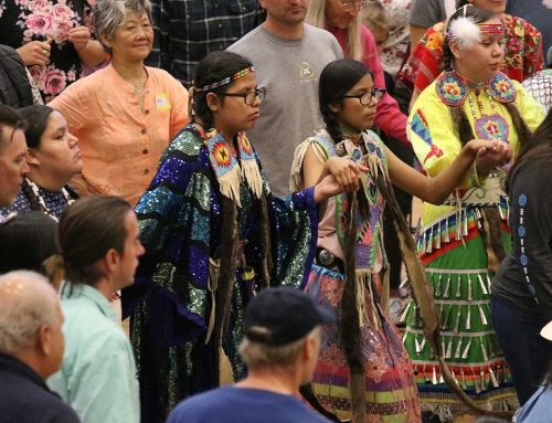 Boulder Celebrates Indigenous Peoples Day with Arapaho Guests