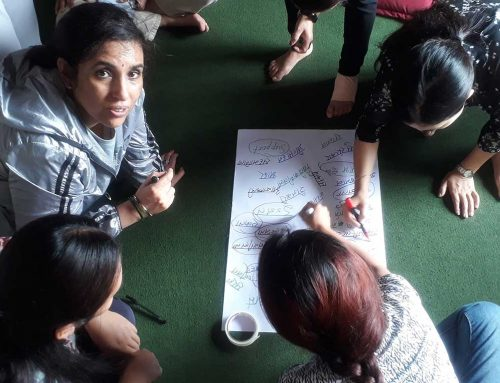 Cultures of Peace Training for Yoga Teachers in Kathmandu