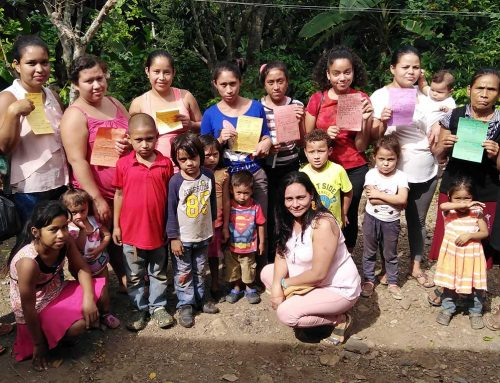 Trauma Healing Workshops with Women in Locomapa, Honduras