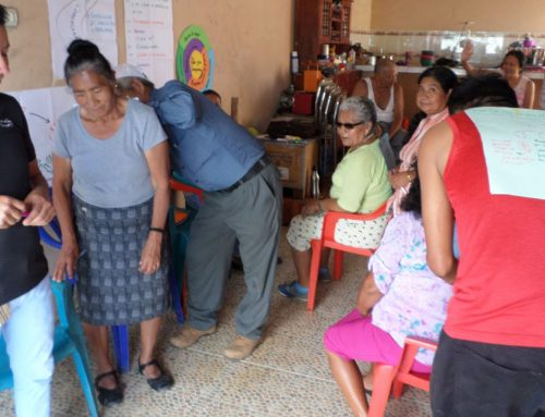 Co-Madres Families of Disappeared Yearn for More Workshops