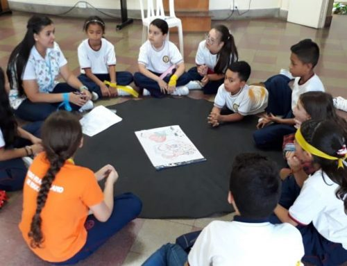 Community Creation and Personal Growth for Children in Colombia