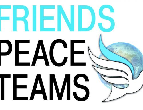 Friends Peace Team Receives 2020 St. Louis Award