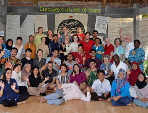 An Epistle: 7th International Peace Training for Creating Cultures of Peace (CCP)