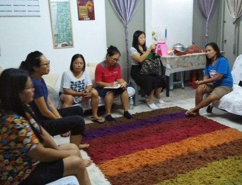 Practicing Peace with Filipino Migrant Workers in Kuala Lumpur, Malaysia