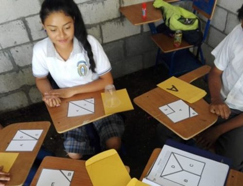Students and Teachers Train as Alternatives to Violence Project Facilitators in Guatemala