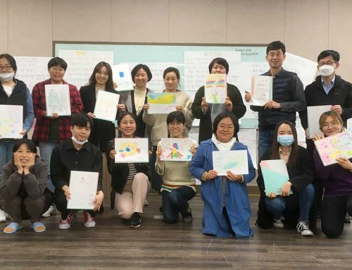 """I feel empowered!"": Empowerment Workshop in Korea"