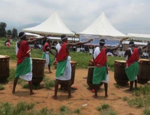 Cultural and Sport Day Celebration, Burundi