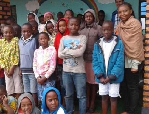Volunteer Pascal Spronk Shares His Experience at the Children's Peace Library in Kigali, Rwanda