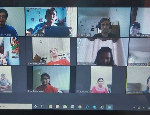 Virtual AVP Workshop in Nepal