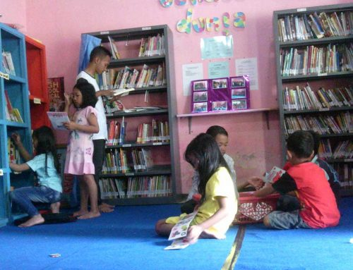 Greetings from the Peace Library in Pati, Indonesia: Can You Help?