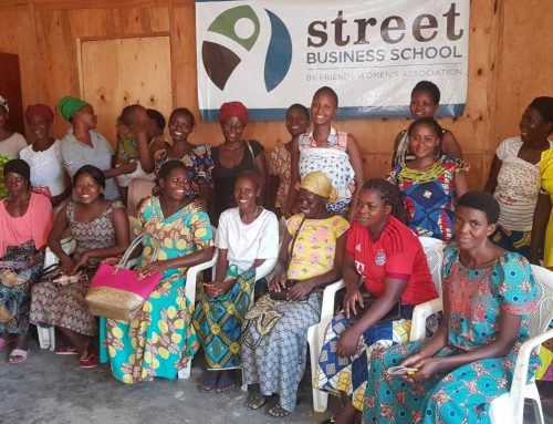 HROC Workshop with Women in Burundi