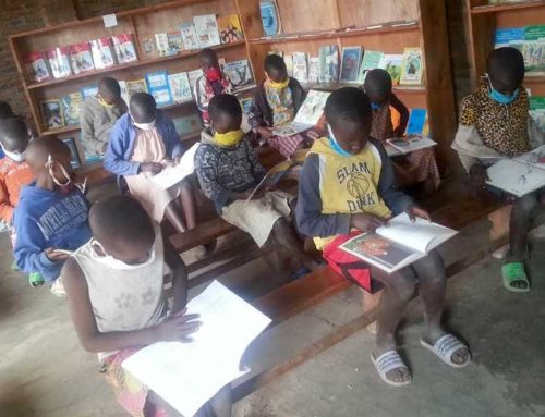 Children's Peace Libraries Reopen in Rwanda