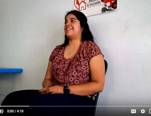 Video: Interview with Raquel, AVP El Salvador Participant from Samaritan House Ministry