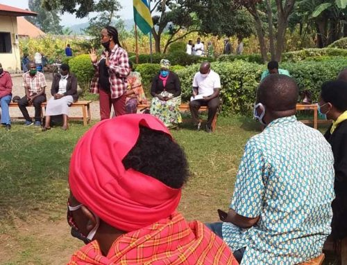 HROC–Rwanda in Schools: May-June 2020