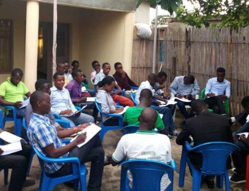 HROC Burundi: University Students Brainstorm a National HROC Response Platform