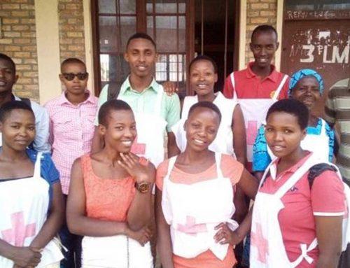 HROC Basic workshop with Teachers and Student Volunteers in the Red Cross, Bujumbura, Burundi