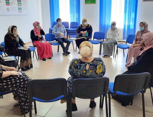 Power of Goodness Trainings in Chechnya