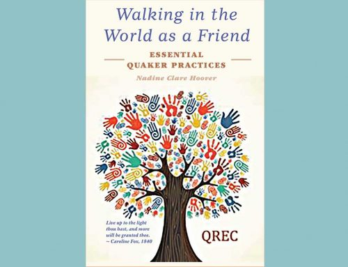 Event: A Conversation with Nadine Hoover—Walking in the World as a Friend, 1pm November 17 & 8pm November 19 Eastern Time USA