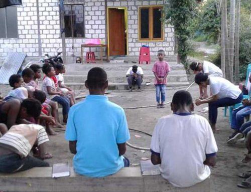 Personal Transformation in Jayapura, Papua