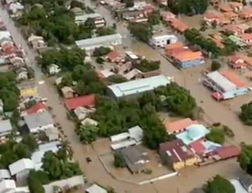 Hurricane Eta Devastates Central America