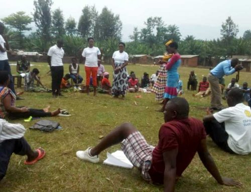 The Community Healing Companions Study Trip in Bubanza, Burundi