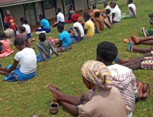 TCSC Kenya Responds to Rise in Gender Based Violence on Mt. Elgon
